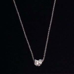 Jewelry - Stunning diamond heart pendant